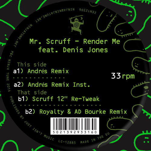 Render Me feat. Denis Jones (Andrés Remix)