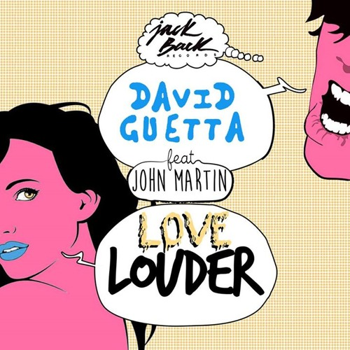 David Guetta & Sam N Axel ft John Martin - love louder free download