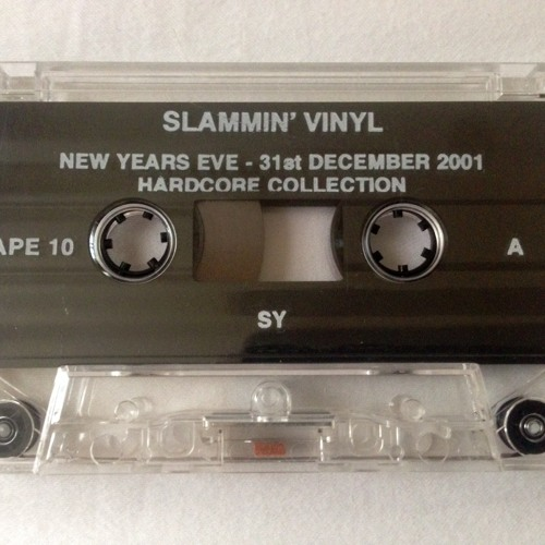 DJ Sy @ Slammin' Vinyl NYE 2001 - Keep It Locked