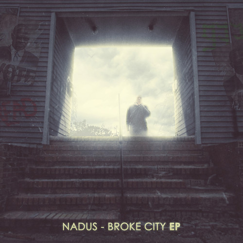 FLY014 - Nadus - Broke City EP