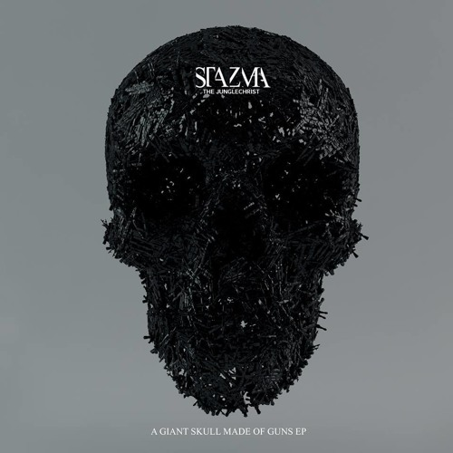 [BKZZVNL001] - 03 - STAZMA - A Giant Skull Made Of Guns
