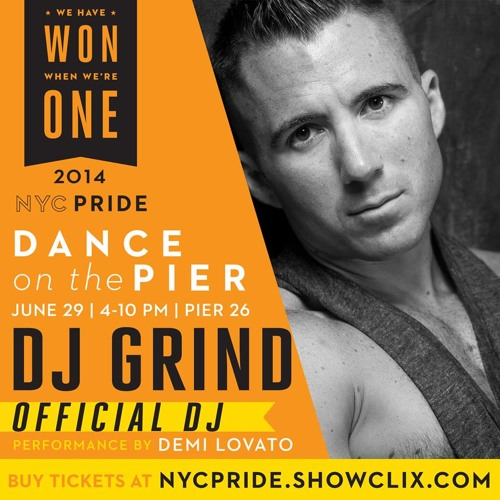 May 2014 Mix   NYC Pride Pier Dance Official Promo Podcast