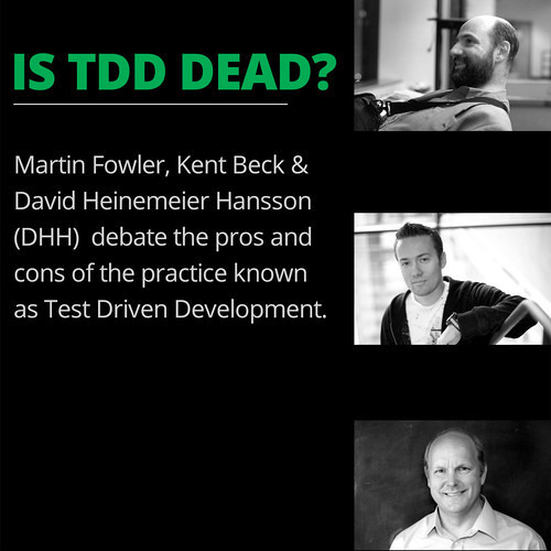 Is TDD Dead? Episode #4 - Costs and downsides of testing and TDD