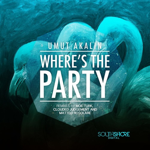 Umut Akalin - Where The Party At (Clouded Judgement Remix) [CUT] Southshore Digital