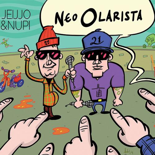 Jeijjo & Nupi feat. Stepa - Lähiöpiknik