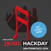SF Music Hack Day Winners Showcase