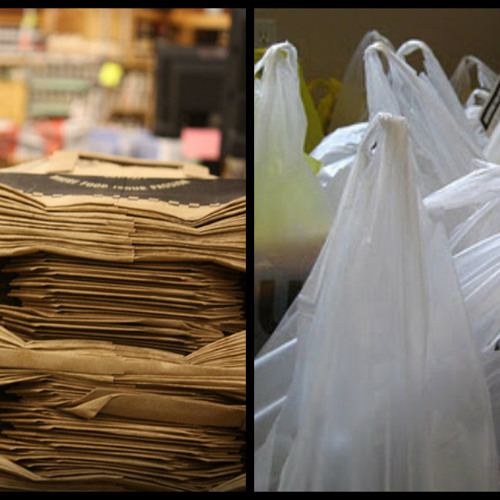 EcoMyths: Paper or plastic?