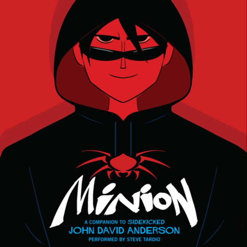 MINION by John David Anderson