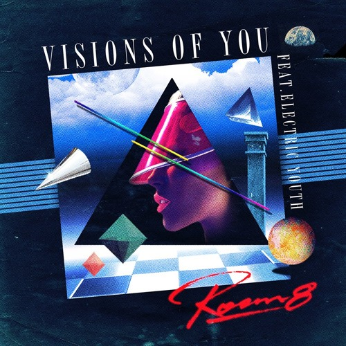 Visions Of You (feat. Electric Youth) (Plastic Plates Remix)