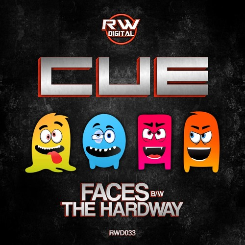 CUE - THE HARD WAY - RW DIGITAL