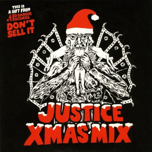 JUSTICE - Fabric Rejected Mix better known as Christmas Special Mix