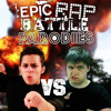 Arnold Schwarzenegger vs Sylvester Stallone. Epic Rap Battle Parodies 43.