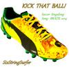 KICK THAT BALL - Football BRAZIL 2014