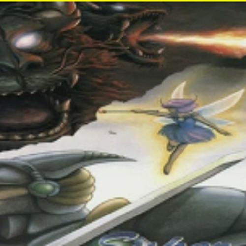 Chaos - Sega Genesis video game - Super Hydlide [analog Remix]