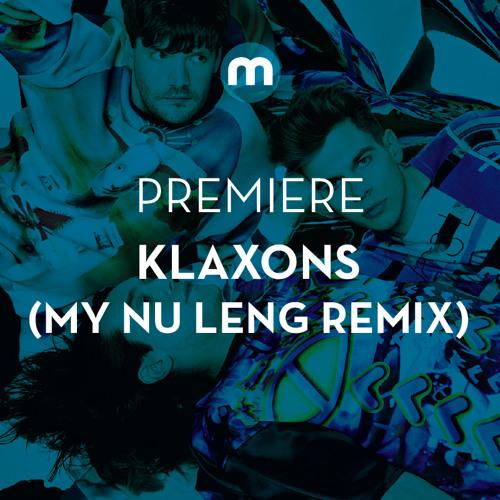 Premiere: Klaxons 'Show Me A Miracle' (My Nu Leng remix)