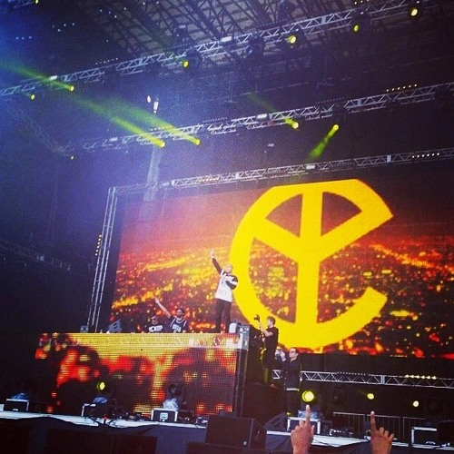Yellow Claw live @ EDC | New York | 2014