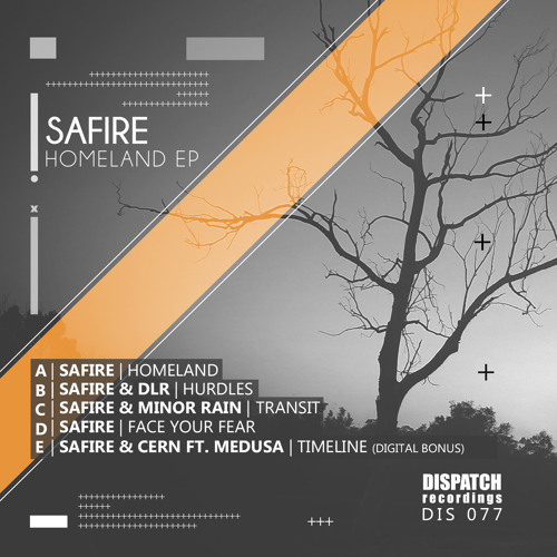 Safire & Cern ft. Medusa - Timeline - Homeland EP [DISPATCH]