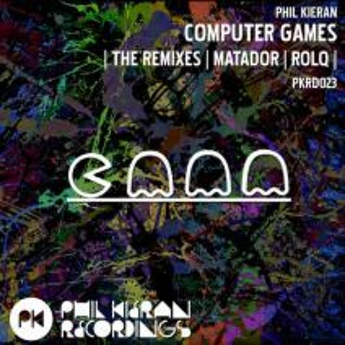 Phil Kieran_Computer Games_Matador Remix
