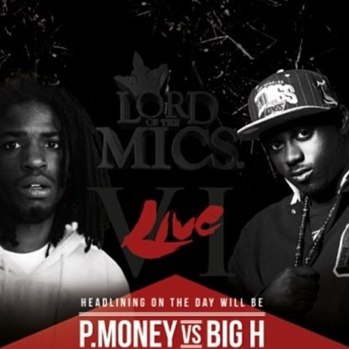 Logan Sama 'P Money vs Big H' tune for tune mix