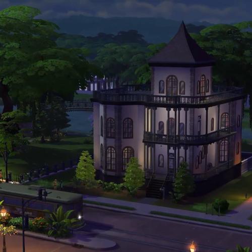 Los Sims 4 Tráiler Modo Construir (voces eliminadas)
