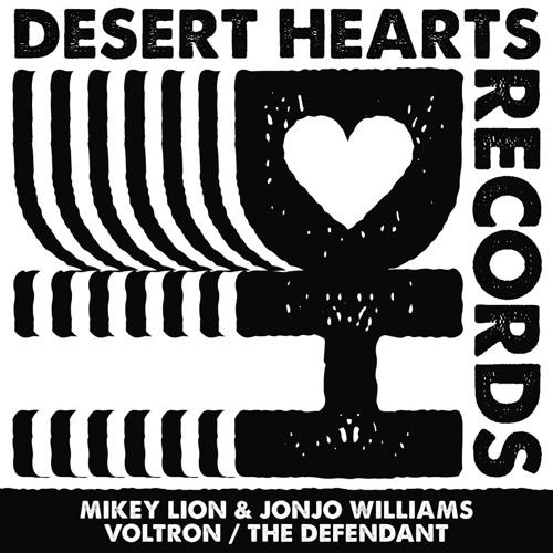 Mikey Lion & Jonjo Williams - The Defendant (Original Mix) - OUT NOW!!