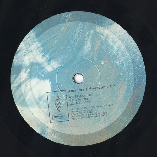 Amandra - Monkaunis EP [AHRPE001]