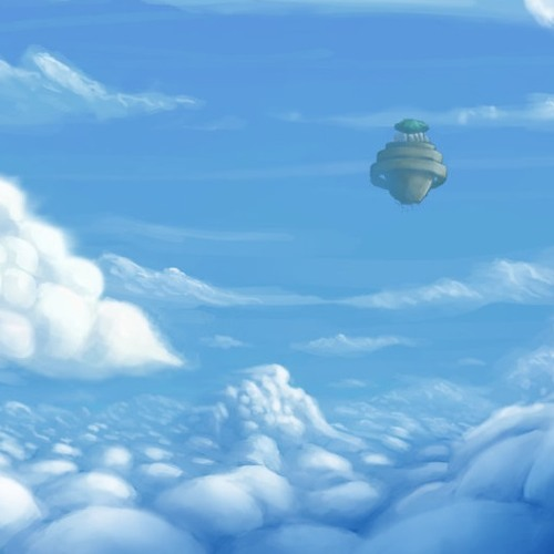天空の城ラピュタ - Laputa Castle in the Sky Theme - Joe Hisaishi - Instrumental
