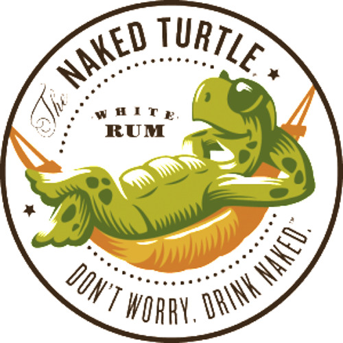 Naked Turtle Rum Beach Dude Campaign