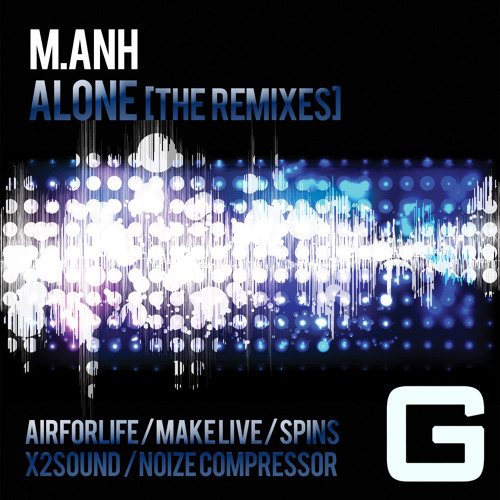 M. Ahn - Alone [Spins Remix] - (Preview) - Out now on Club G Records