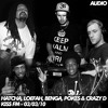 Hatcha, Benga, Loefah, Pokes & Crazy D - Kiss FM - 03/03/10
