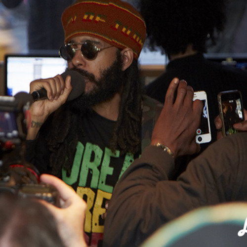 Protoje Freestyle on the LargeUp Sessions (5/22)