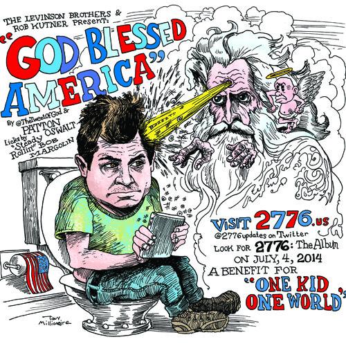 God Blessed America   PATTON OSWALT   GOD   BOB MARGOLIN