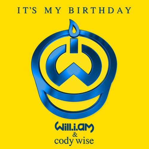 will.i.am feat. Cody Wise - It's My Birthday