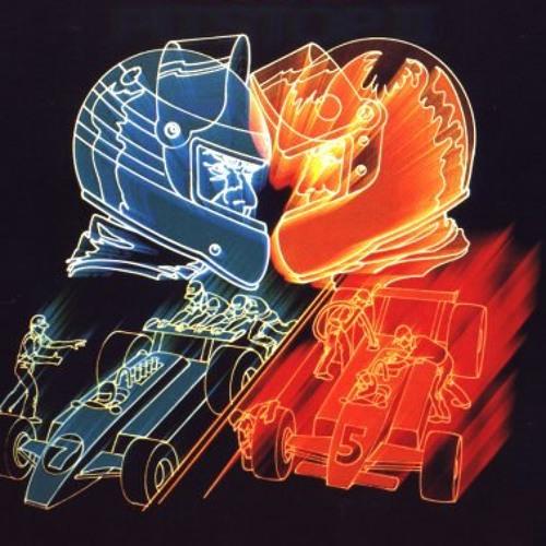 Kid Machine - Wheels Of Fury - RED LASER EP7