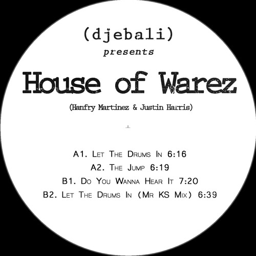B2 - Let The Drums In - Mr KS Mix