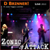 Zonic Attack D Brinner Live Reunion mp3