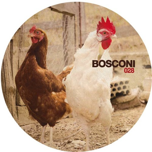 Life's Track - It Fell Down EP [Bosco028]