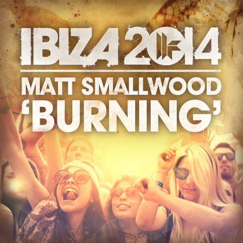 Matt Smallwood - 'Burning'
