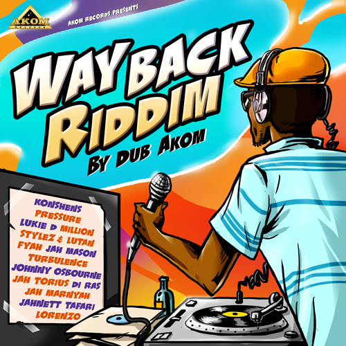 Jah Marnyah - Reach Out [Way Back Riddim | Dub Akom Records 2014]