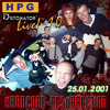 VA - H.P.G. DETONATOR LIVE! 1.0. Hardcore Resurrection (2001)