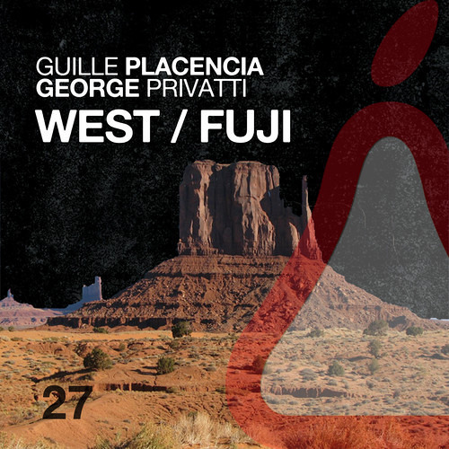 Guille Placencia & George Privatti - Fuji (Original Mix) [La Pera]