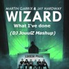 Martin Garrix vs. Linkin Park - Wizard What I'vs Done (DJ JouulZ Mashup)