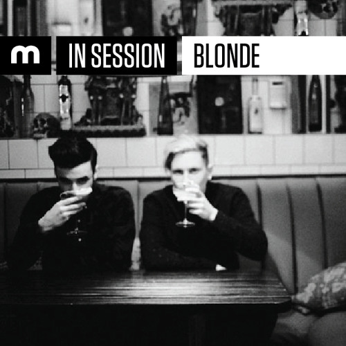 In Session: Blonde