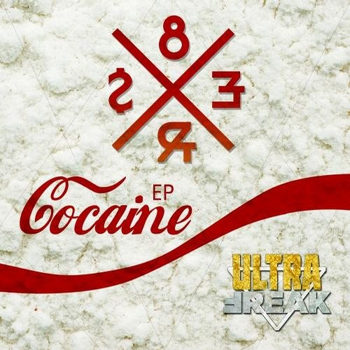 8ERS - Cocaïne In The Airs - ULTRAFREAK RECORDS