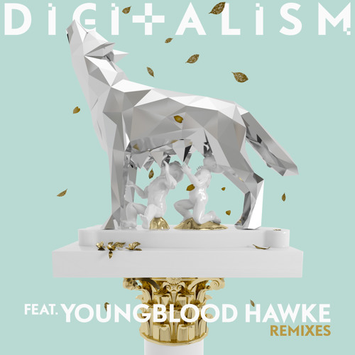 Digitalism - Wolves (ft. Youngblood Hawke) (RAC Mix)