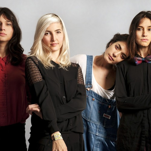 #444 Sound Opinions With Warpaint