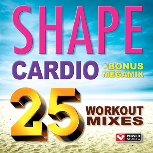 SHAPE Cardio - 25 Workout Mixes + Bonus Megamix