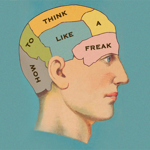 "Download How to Think Like a Freak: Learn How to Make Smarter Decisions with the authors of ""Freakonomics"""
