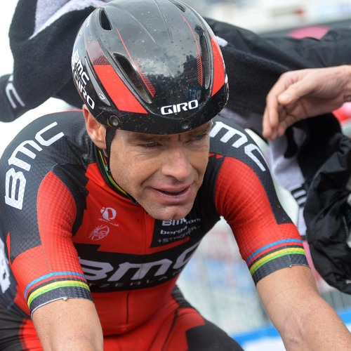 Giro d'Italia Stage 18: Cadel Evans (BMC)