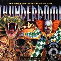DJ Weirdo-Thunderdome - Hardcore Will Never die - The Best Of 1-10